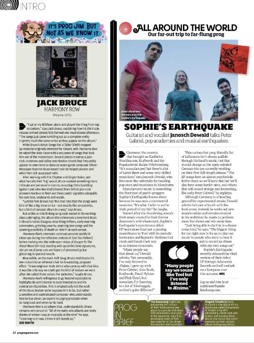 Prog Magazine - Issue 48 - 06-08-14