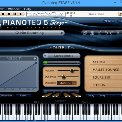 Pianoteq Virtual Modelled Piano