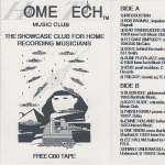 HomeTech Music Club: Issue 1 (1994)