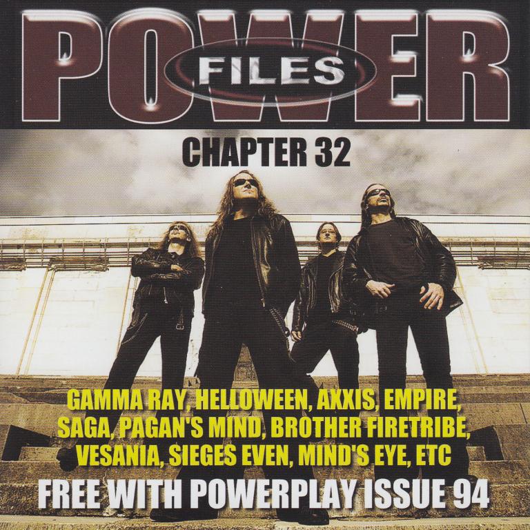 Powerplay Power Files, Chapter 32 (2007)
