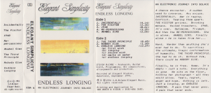 Endless Longing (1994 Cassette) (1st Version)