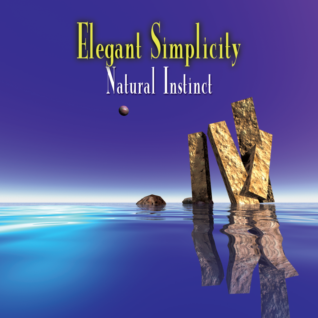 Natural Instinct CD-R Cover